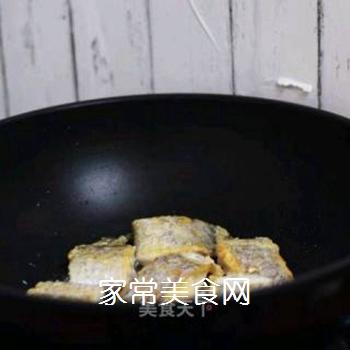 红烧带鱼的做法步骤:7
