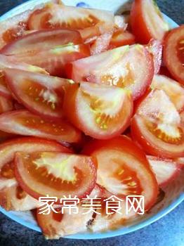 牛肉炒番茄的做法步骤:4