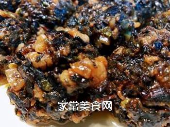 梅菜干肉丸的做法步骤:4