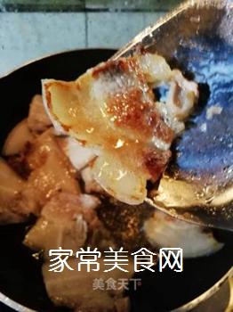 传统回锅肉的做法步骤:6