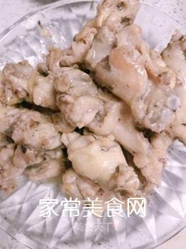 红烧鸡翅根的做法步骤:5