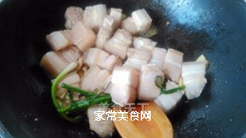 腐乳叉烧肉的做法步骤:5