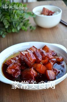 腐乳叉烧肉的做法