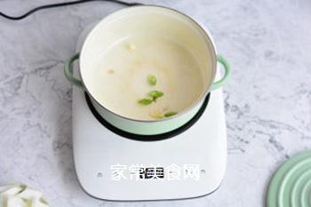 排骨冬瓜汤的做法步骤:3
