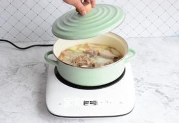 排骨冬瓜汤的做法步骤:10