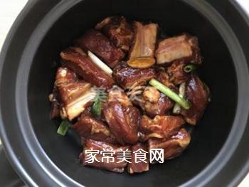 荷香排骨饭的做法步骤:4