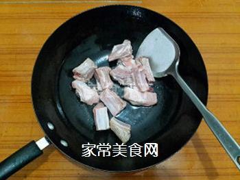 【天津】高升排骨的做法步骤:3