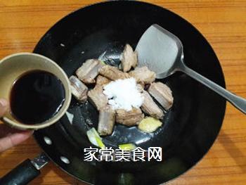 【天津】高升排骨的做法步骤:6