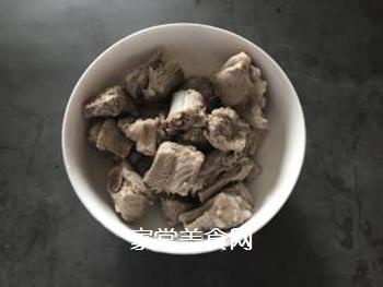 立秋贴秋膘~南瓜排骨焖饭的做法步骤:2