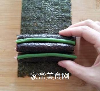 花朵寿司的做法步骤:9