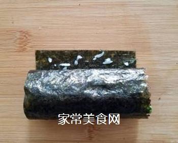 花朵寿司的做法步骤:10
