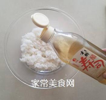 花朵寿司的做法步骤:12