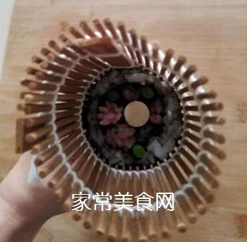 花朵寿司的做法步骤:15