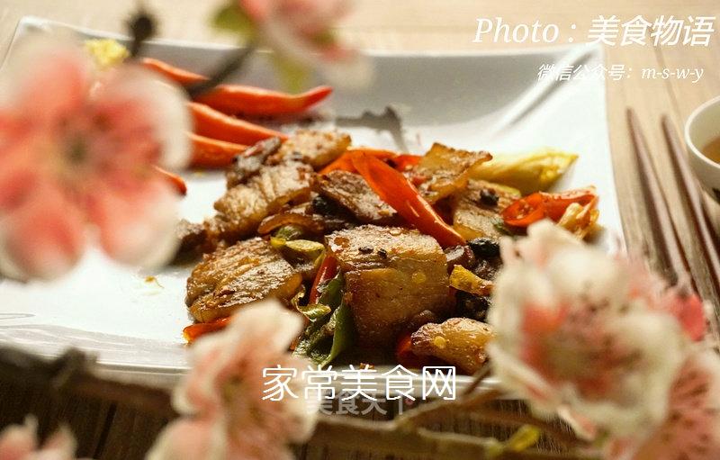 飘香回锅肉的做法