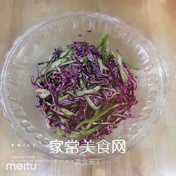 凉拌菜的做法