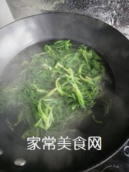 凉拌面条菜的做法步骤:2