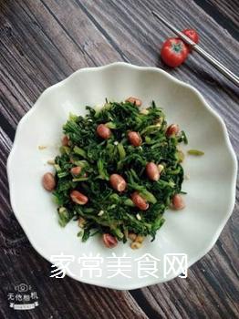 凉拌面条菜的做法步骤:9