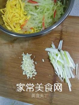 凉拌莴笋的做法步骤:9