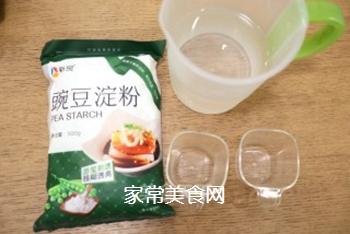 豌豆凉粉的做法步骤:1