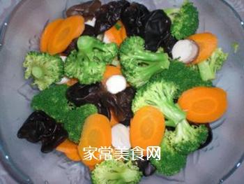 杂菜沙拉的做法步骤:5