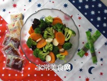 杂菜沙拉的做法步骤:7