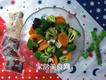 杂菜沙拉的做法