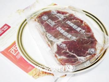 煎西冷牛排的做法步骤:1
