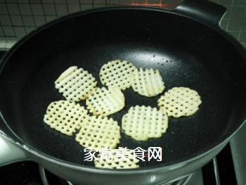 煎西冷牛排的做法步骤:7