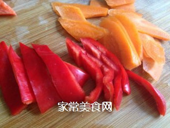 杂蔬小炒的做法步骤:3