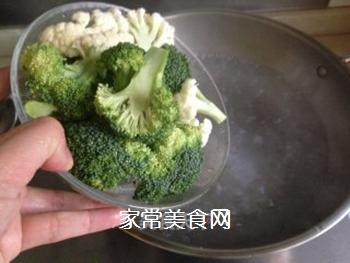 杂蔬小炒的做法步骤:5