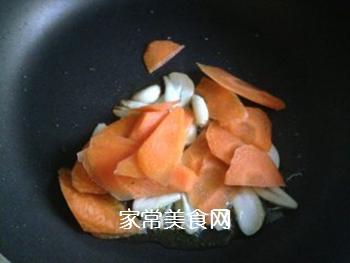 杂蔬小炒的做法步骤:8