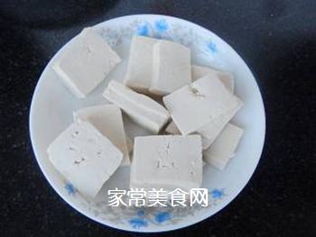 焦溜豆腐的做法步骤:1