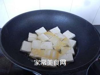焦溜豆腐的做法步骤:6
