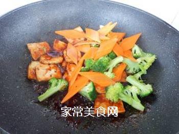 焦溜豆腐的做法步骤:9