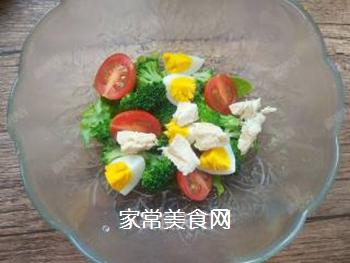 藜麦鸡胸肉沙拉的做法步骤:19