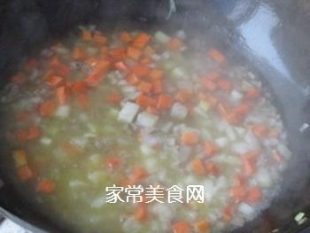 咖喱土豆牛肉拌饭的做法步骤:5