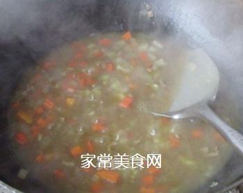 咖喱土豆牛肉拌饭的做法步骤:6