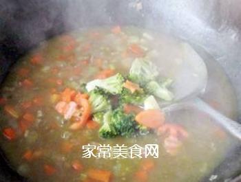 咖喱土豆牛肉拌饭的做法步骤:7