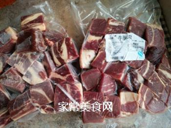 牛肉麻辣香锅的做法步骤:1