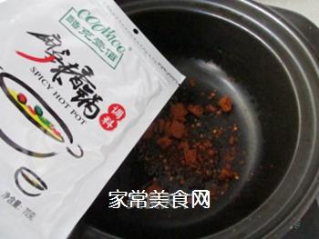 牛肉麻辣香锅的做法步骤:3