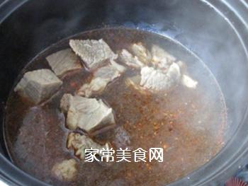 牛肉麻辣香锅的做法步骤:5