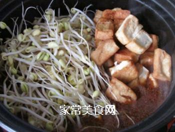 牛肉麻辣香锅的做法步骤:8