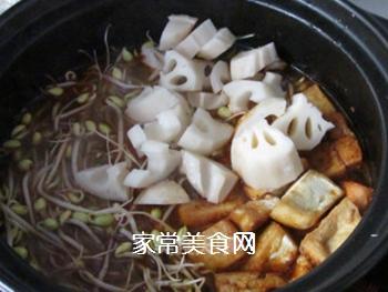 牛肉麻辣香锅的做法步骤:9