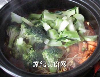 牛肉麻辣香锅的做法步骤:10