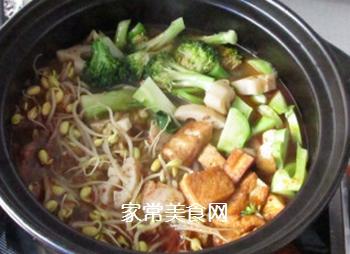 牛肉麻辣香锅的做法步骤:11