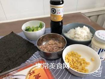 军舰寿司(又伊鲜)的做法步骤:1