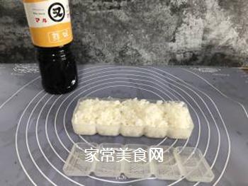 军舰寿司(又伊鲜)的做法步骤:6