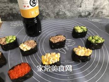 军舰寿司(又伊鲜)的做法步骤:10