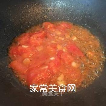 西兰花炒番茄的做法步骤:10