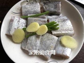 腐乳带鱼的做法步骤:3